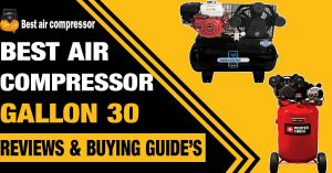 best-air-compressor-30-gallon