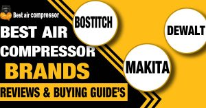 best-air-compressor-brands