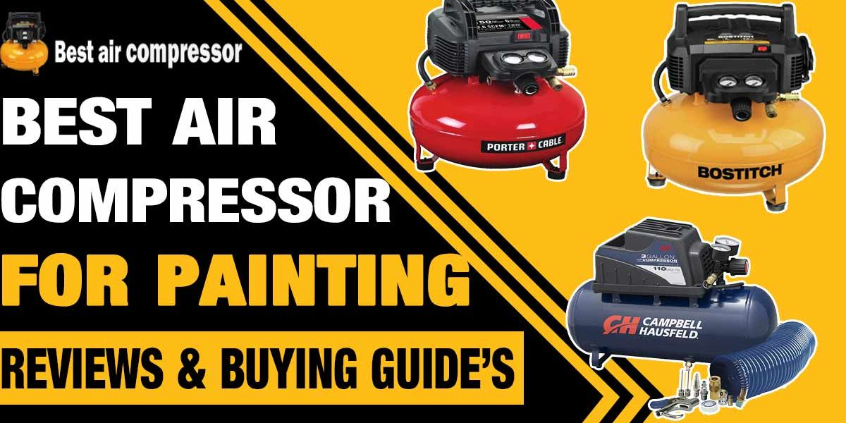 best-air-compressor-for-Painting