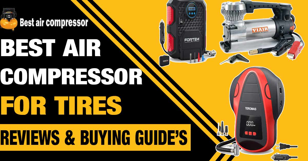 best-air-compressor-for-Tires