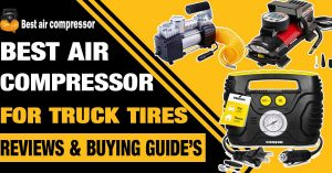 best-air-compressor-for-Truck-Tires