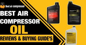 best-air-compressor-oil